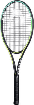 Head Gravity Pro 2021 tennisracket Zwart