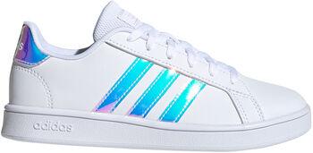 adidas Grand Court sneakers kids Meisjes Wit