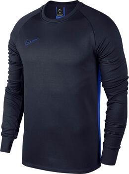 Nike Therma Academy voetbalshirt Heren Blauw