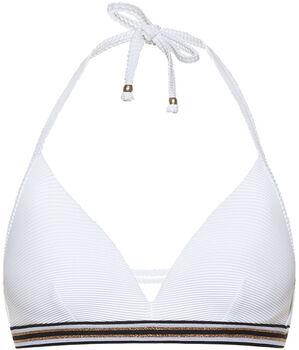 Beach Life Foam & Wired bikinitop Dames Wit