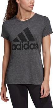 adidas Must Haves Winners shirt Dames Zwart