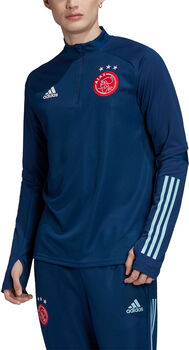 adidas Ajax trainingstop 2020/2021 Heren Blauw