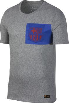 Nike FC Barcelona shirt Heren Zwart
