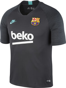 Nike FC Barcelona Breathe Strike shirt Heren Grijs