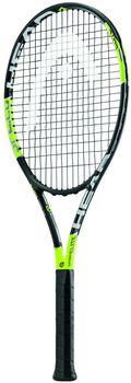 Head Graphene Speed Elite tennisracket Geel