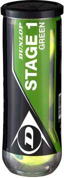 Dunlop Stage 1 tennisballen Geel