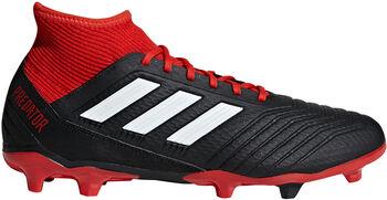 ADIDAS Predator 18.3 FG voetbalschoenen Heren Zwart