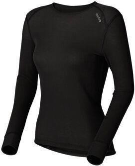 shirt l/s crew neck warm