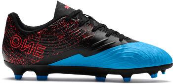 Puma One 19.4 FG/AG voetbalschoenen Blauw