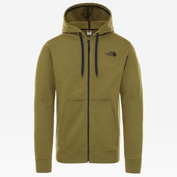 The North Face Arashi Logo hoodie Heren Groen