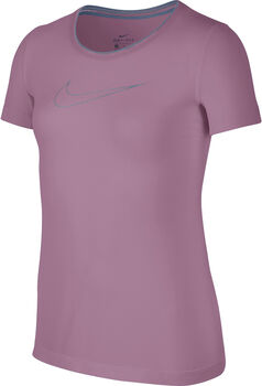 Nike Pro shirt Meisjes Rood