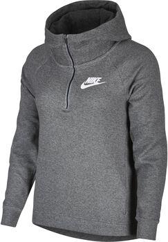 Nike Sportswear Advance 15 hoodie Dames Grijs