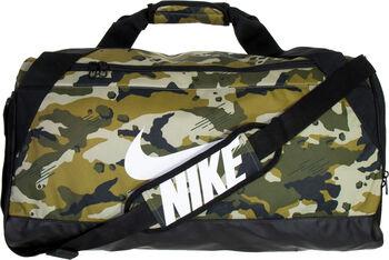 Nike Brasilia M sporttas Bruin