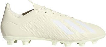 ADIDAS X 18.4 FG voetbalschoenen Heren Wit