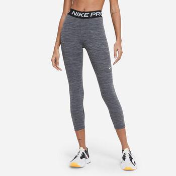 Nike Pro crop Dames Zwart