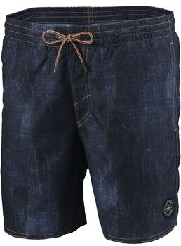 O'Neill Denim Print short Heren Blauw