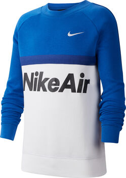 Nike Air Crew sweater Jongens Blauw