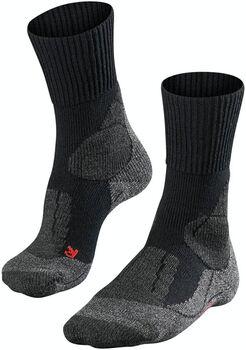 Falke TK1 sokken Dames Zwart