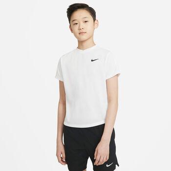 Nike Court Dri-FIT Victory shirt Wit