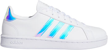 adidas Grand Court Schoenen Dames Wit