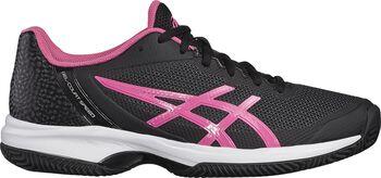 Asics Gel-Court Speed Clay tennisschoenen Dames Zwart