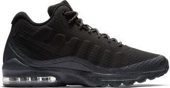 Nike Air Max Invigor Mid sneakers Heren Zwart