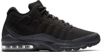 Nike Air Max Invigor Mid sneakers Heren Zwart