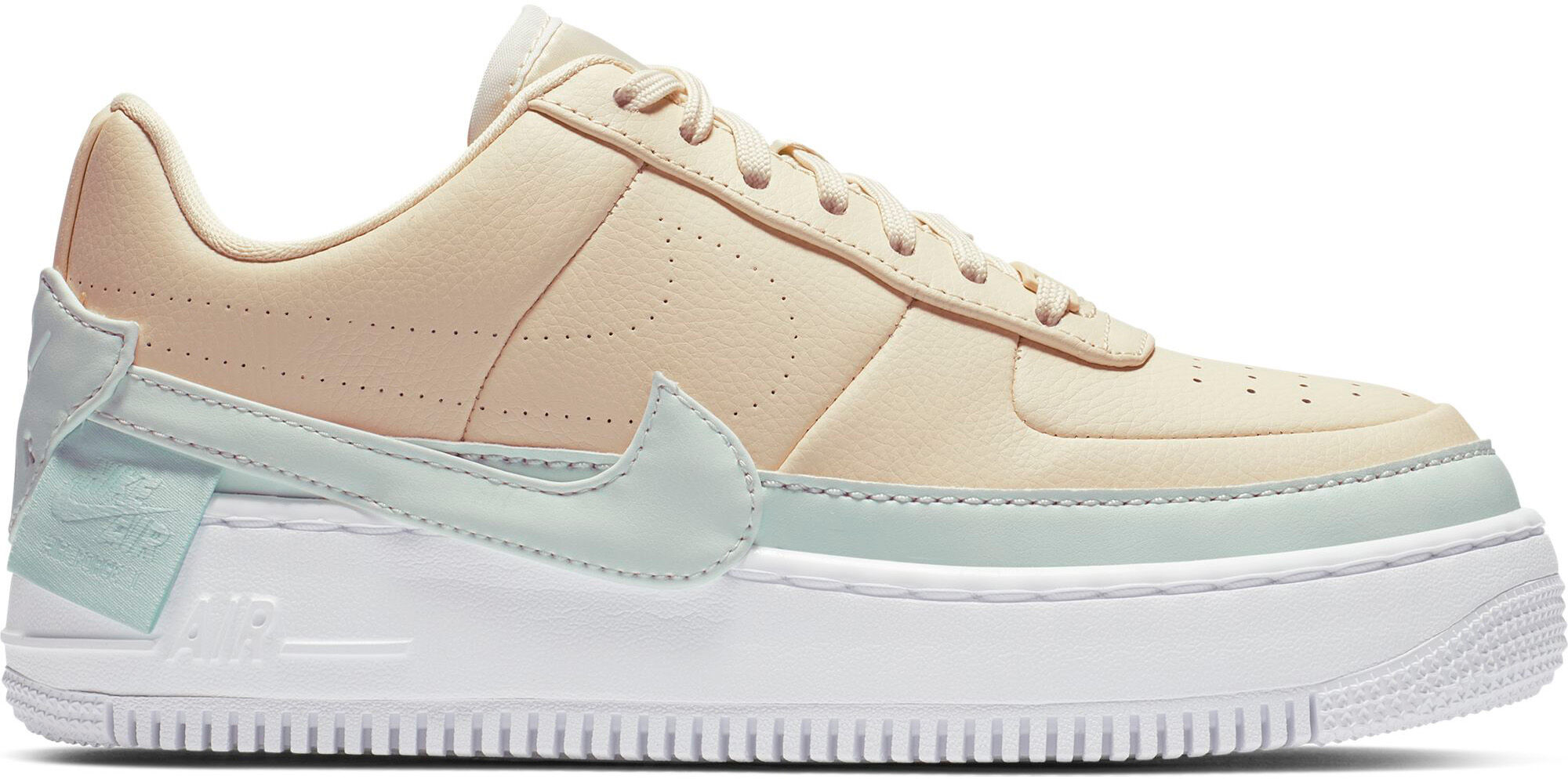 Nike Air Force 1 Jester XX sneakers Dames Bruin » Intersport.nl