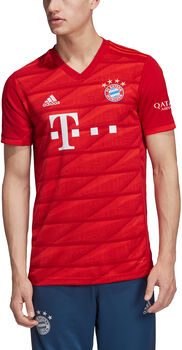 ADIDAS FC Bayern München thuisshirt 2019-2020 Heren Rood