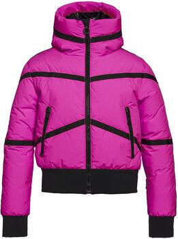 Goldbergh Web ski-jack Dames Roze