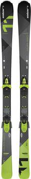 elan Amphibio 11 TI PS ski's Heren Groen