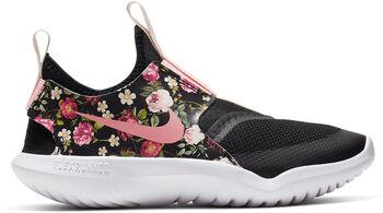 Nike Flex Runner Vintage Floral Little Kids' Shoe Meisjes Zwart