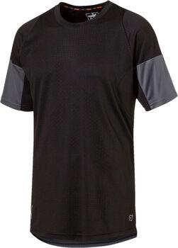 Puma FTBLNXT Grpahic shirt Heren Zwart
