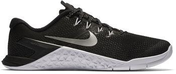 Nike  Metcon 4 fitness schoenen Dames Zwart