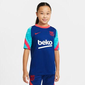 Nike FC Barcelona Strike kids top Jongens Blauw