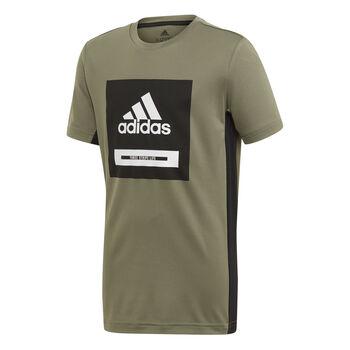 adidas Bold kids shirt Jongens Groen