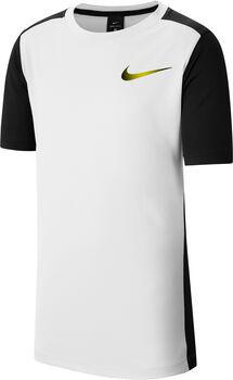 Nike Instacool kids top Jongens Wit