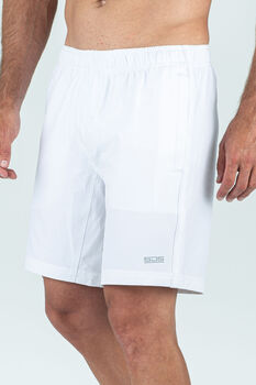 Sjeng Sports Antal short Heren Wit
