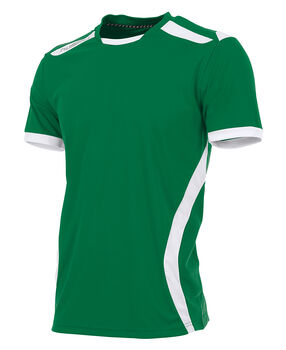 Hummel Club Shirt Ss Heren Groen