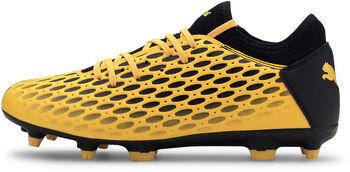 Puma FUTURE 5.4 FG/AG voetbalschoenen Heren Geel