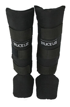 BRUCELEE bruce lee allround shinguard xl Zwart
