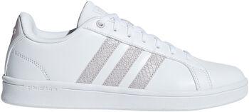 adidas Cloudfoam Advantage tennisschoenen Dames Wit