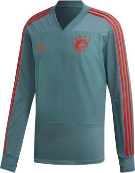 ADIDAS FC Bayern München trainingshirt Heren Groen