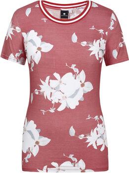 Luhta Aakkola t-shirt Dames Rood