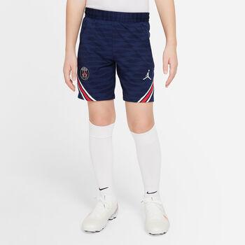 Nike Paris Saint-Germain Strike kids short 21/22 Blauw