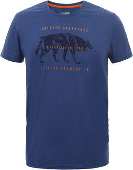 Icepeak Baxter shirt Heren Blauw