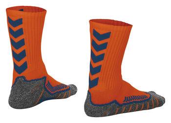 Hummel Chevron Sock Heren Oranje