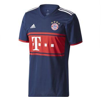 Adidas FC Bayern München uitshirt 2017-2018 Heren Blauw
