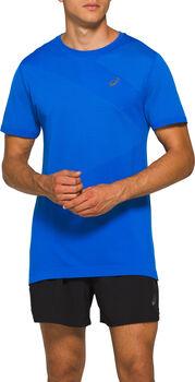 ASICS Tokyo Seamless shirt Heren Blauw