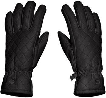 Goldbergh Nishi handschoenen Dames Zwart